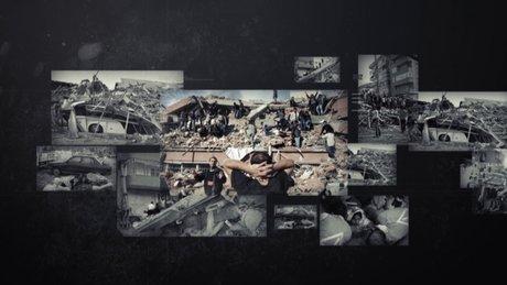 17 Ağustos Marmara depremi arşiv görüntüleri (telsiz konuşmaları)