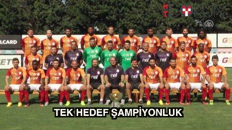 Rikekerink: 'Tek hedef şampiyonluk'