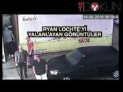 ABD'li yüzücü Ryan Lochte'den hırsızlık yalanı