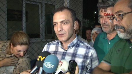 Murat Eren cezaevinden çıktı