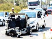 Bodrum'daki kazada 1 kişi öldü, 4 kişi yaralandı