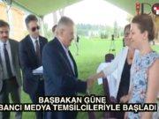 Başbakan'ın Anadolu yakasında yoğun günü