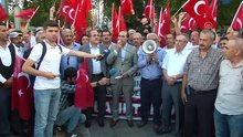 Ankara'daki Elazığlılar, Elazığ'daki terör saldırısını lanetledi