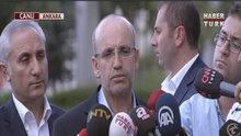 Başbakan Yardımcısı Şimşek: Terör örgütleri son çırpınışlarını yapıyor
