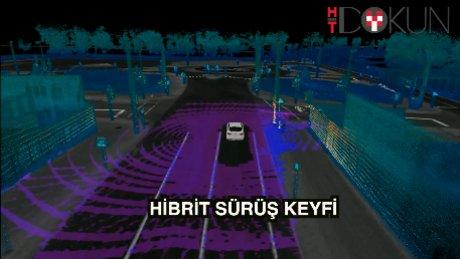 Hibrit sürüş keyfi