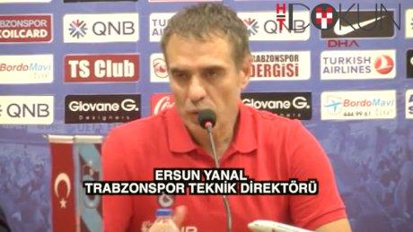 Trabzonspor - Kasımpaşa maçının ardından