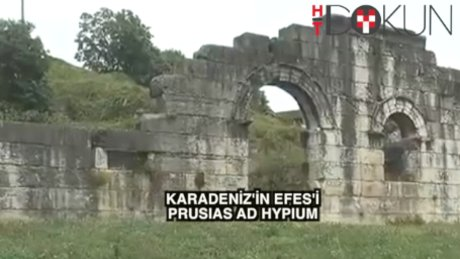 Karadeniz'in Efes Antik'i: Pysius ad Hypium
