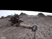 Mars selfie'si