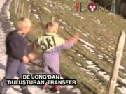 De Jong ikiziyle PSV'de buluştu