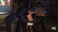 Irak'ta 13 yaşında canlı bomba yakalandı