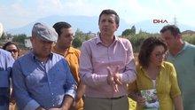 CHP milletvekilleri, üzüm üreticileriyle biraraya geldi