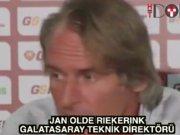 Galatasaray - Kardemir Karabükspor maçının ardından