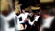 Kenan İmirzalıoğlu düğünde oynadı