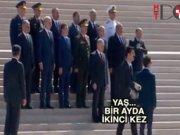 Yüksek Askeri Şura 'yeni yapısıyla' toplandı