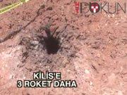 Hedef yine Kilis! 3 roket mermisi düştü