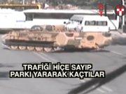 Malatya'da 15 Temmuz: Valiye silah çektiler, trafiği yararak kaçtılar!