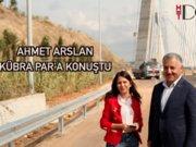 Yavuz Sultan Selim Köprüsü'nden ilk kez Habertürk geçti