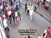 Beyoğlu'nda 'fazla hesap' kavgası