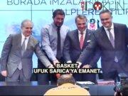 Beşiktaş'ta basketin başına Ufuk Sarıca
