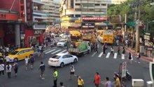 Tayvan'da Pokemon Go izdihamı