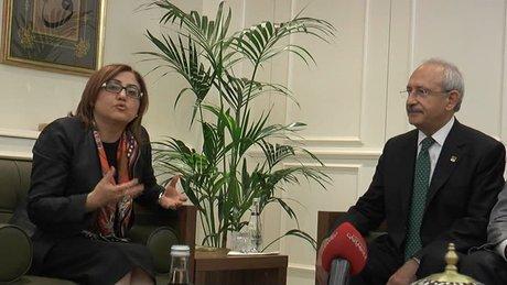 Kılıçdaroğlu'ndan Gaziantep Valiliği ve Büyükşehir'e ziyaret