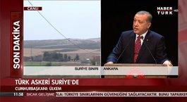 Cumhurbaşkanı Erdoğan: Türkiye'ye meydan okuyanlar, siz ne olacağınızın hesabını yapın