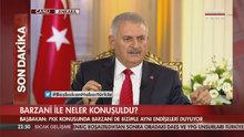 Başbakan Yıldırım Habertürk TV'de - 1.Bölüm