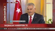 Başbakan Yıldırım Habertürk TV'de - 2.Bölüm