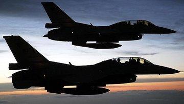 Türkiye'nin Cerablus operasyonunun havadan görüntüleri