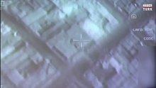 Cerablus'a düzenlenen hava harekatının ilk görüntüleri
