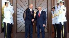Başbakan Yıldırım, Biden ile bir araya geldi