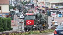 Kocaeli'den sınır bölgesine tank ve zırhlı araç sevkiyatı