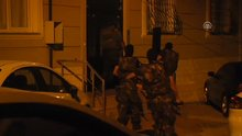 İstanbul'da IŞİD'e şafak operasyonu