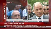 Kılıçdaroğlu'nun konvoyuna saldırı sonrası İçişleri Bakanı'ndan açıklama