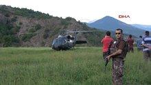 Kılıçdaroğlu'nu almaya gelen helikopter böyle görüntülendi
