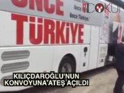 CHP konvoyuna ateş açıldı: 1 şehit