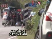Özel harekatın Kılıçdaroğlu'na ateş açanlarla çatışma anı