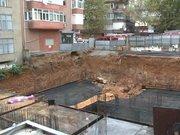 Maltepe'de inşaatta toprak kayması: 1 ölü