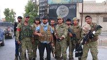 Cerablus ilçe merkezi Özgür Suriye Ordusu'nun kontrolüne geçti