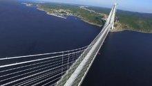 3. Köprü (Yavuz Sultan Selim Köprüsü) açılıyor