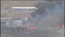 Cizre'de polis kontrol noktasında patlama meydana geldi