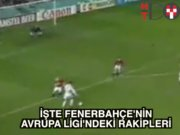 Avrupa Ligi'nde Fenerbahçe'nin rakiplerini tanıyalım