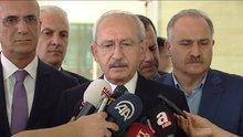 Kılıçdaroğlu: Helalleşmeye gidiyorum!