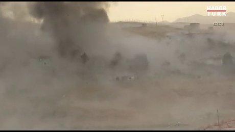 Cizre'de polis kontrol noktasında patlama