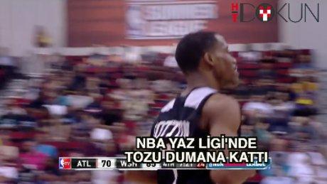 NBA Yaz Ligi'nde Bryce Cotton şov!