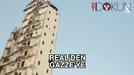 Real Madrid'den Gazze'ye 'kral' adım