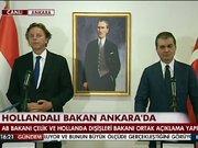 Ömer Çelik: Türkiye'nin mücadelesi AB'nin de güvenliğini sağlayacak