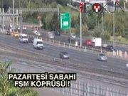 Üçüncü Köprü trafiğe ilaç oldu