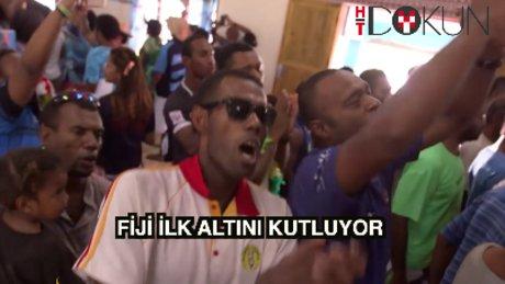 Fiji zafer sarhoşu