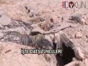 DAEŞ'in Cerablus tünelleri ortaya çıktı